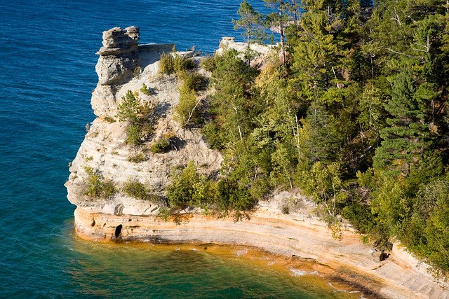 Miners Castle – Pictured Rocks National Lakeshore | My ...