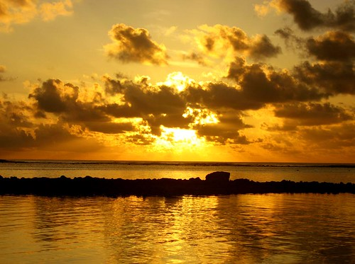 golden sunrise | by ahmed (John)