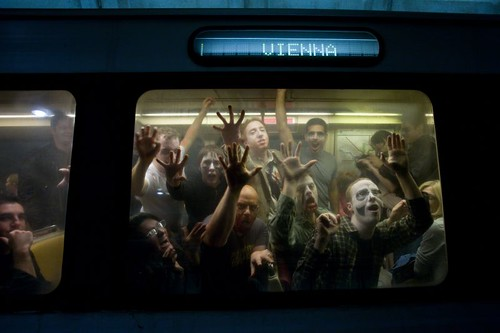 zombies on the orange line | by JamesCalder