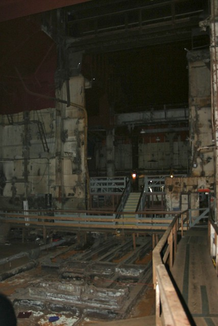 Cruise Ship Engine Room: Paranormal Ship Walk Tour With