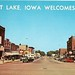 Spirit Lake, Iowa.  1965