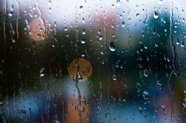 rain on window bokeh yup it s raining again danny ngan flickr