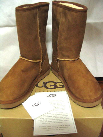 ... UGG Australia Classic Short Boot Chestnut Color | by UGG Australia Boots