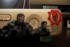 GOW Faceplate