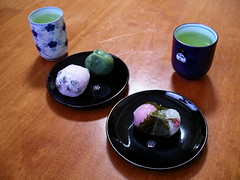Wagashi | by Blue Lotus
