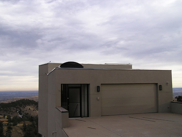 Modern Homes On Lookout Mountain