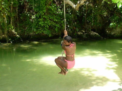 A rope swing over water aliona gibson flickr for Swing over water