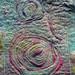 detail of applique