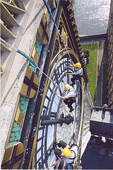 Big Ben Maintenance 2007 | by UK Parliament