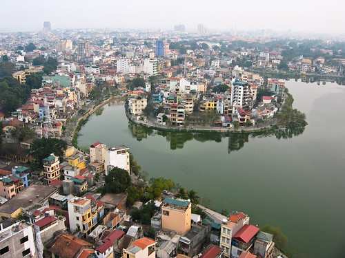 Aerial View of Hanoi | by Neil Ta | I am Bidong