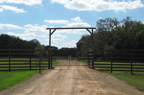 Spanish Bit Ranch entrance | by LittleLucy116