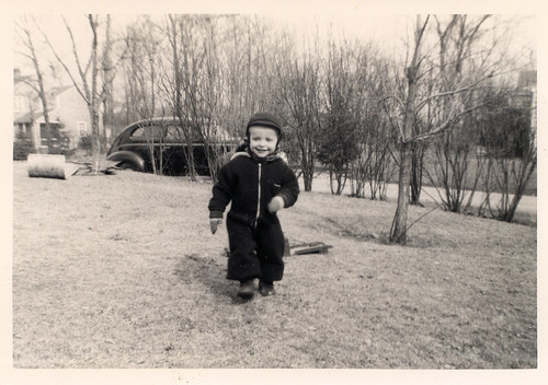 vintage: dad as a boy, orono minnesota | by freeparking :-|