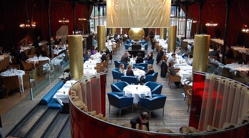 Restaurant La Muette Paris