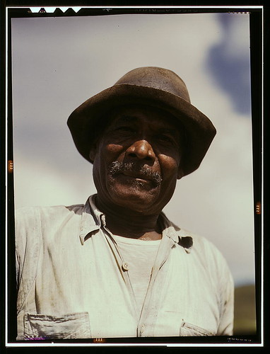 Farm Security Administration borrower, vicinity of Frederiksted, St. Croix, Virgin Islands  (LOC) | by The Library of Congress