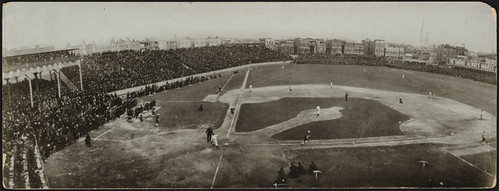 West Side Grounds, 1906 World Series | by Boston Public Library