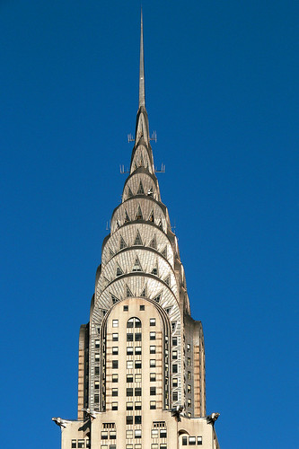 Top Of The Chrysler Building New York City New York 200 Flickr