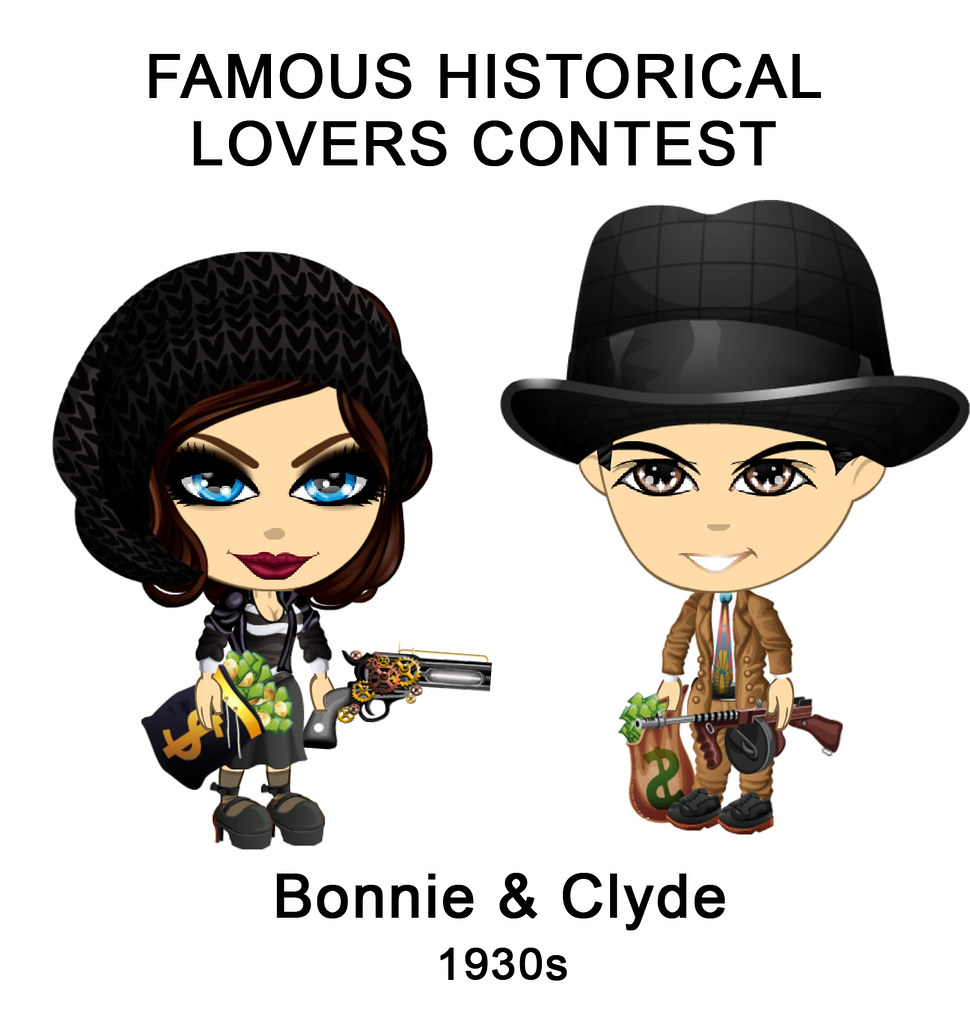 Famous historical lovers