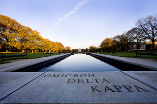 ODK Fountain on McKeldin Mall | by University of Maryland, College Park