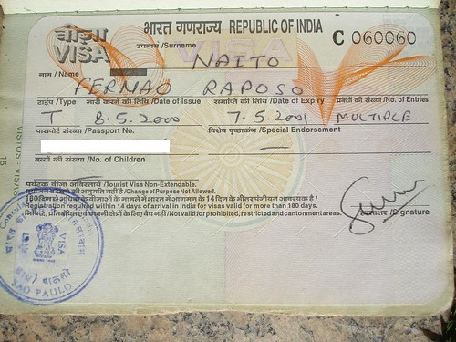 how to get visa for paris from india
