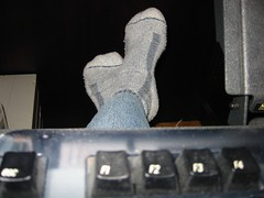 Computing feet | by kbrookes
