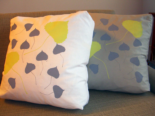 Cushions | by Spin Spin