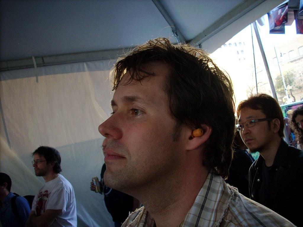 John Anderson, SXSW 2008