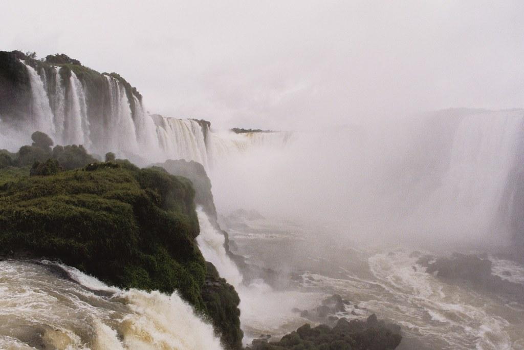 Cataratas Iguazú Iguaçu