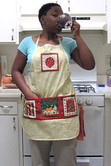 Kwik Sew 2311 Apron | by Peacock Chic is FAB.U.LOUS!