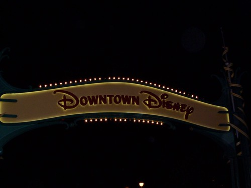 Downtown Disney | by kyuusaku