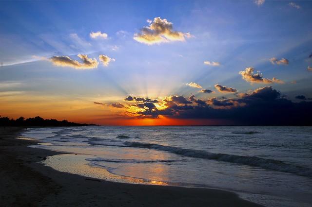 Cuba Sunset Davidmichel Net Facebook David Flickr