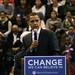 Barack Obama in Hartford, CT