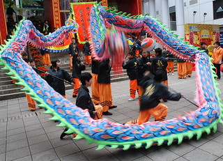 Dragon Dance | by -RS-