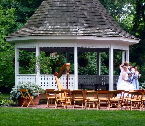 Warriors Path State Park Wedding: Harp Music For A Wedding