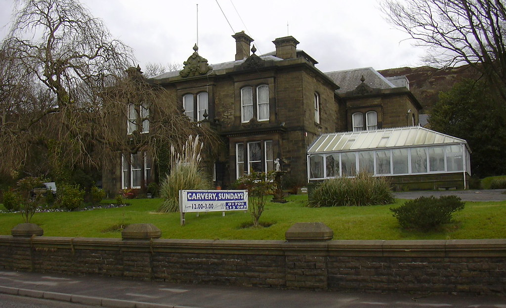 Horncliffe House Mansion Bury Road Rawtenstall Rossenda