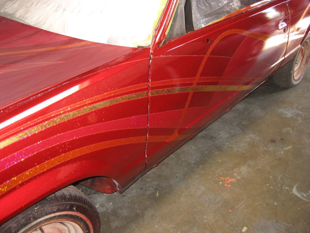 Custom Paint Jobs Around Xenia Ohio