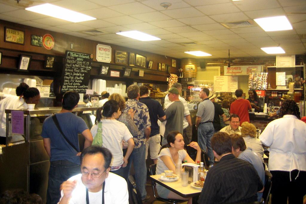 R Landry S New Orleans Cafe Menu