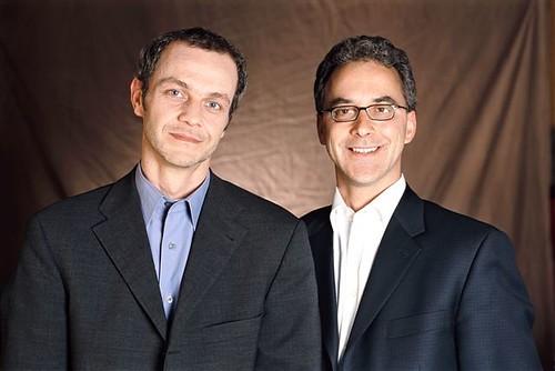 Martin lemay et robert laram e chambre de commerce lgbt for Chambre de commerce du quebec