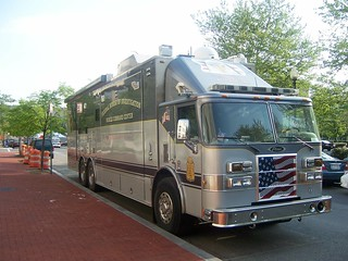 FBI Mobile Command Center | by First on Scene