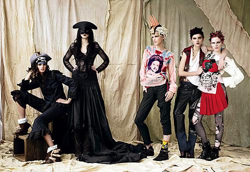 London Punk Fashion Blog