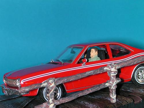 les voitures de james bond 007 amc hornet l 39 homme au p flickr. Black Bedroom Furniture Sets. Home Design Ideas
