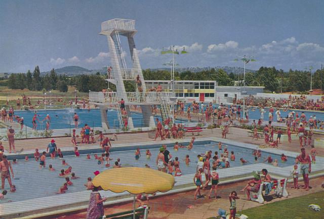 Olympic Swimming Pool Allara Street City Act Designed B Flickr