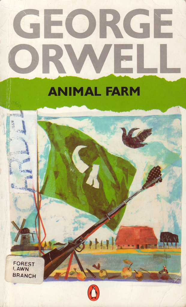 Animal Farm The Famous Satire Of Communist Uprising And Re Flickr