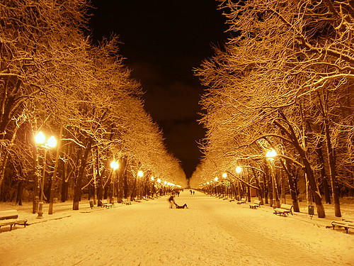 A big snow in Kharkov / Ukraine | by Subtle Shade