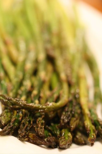 Oven Roasted Asparagus Recipe Food Network
