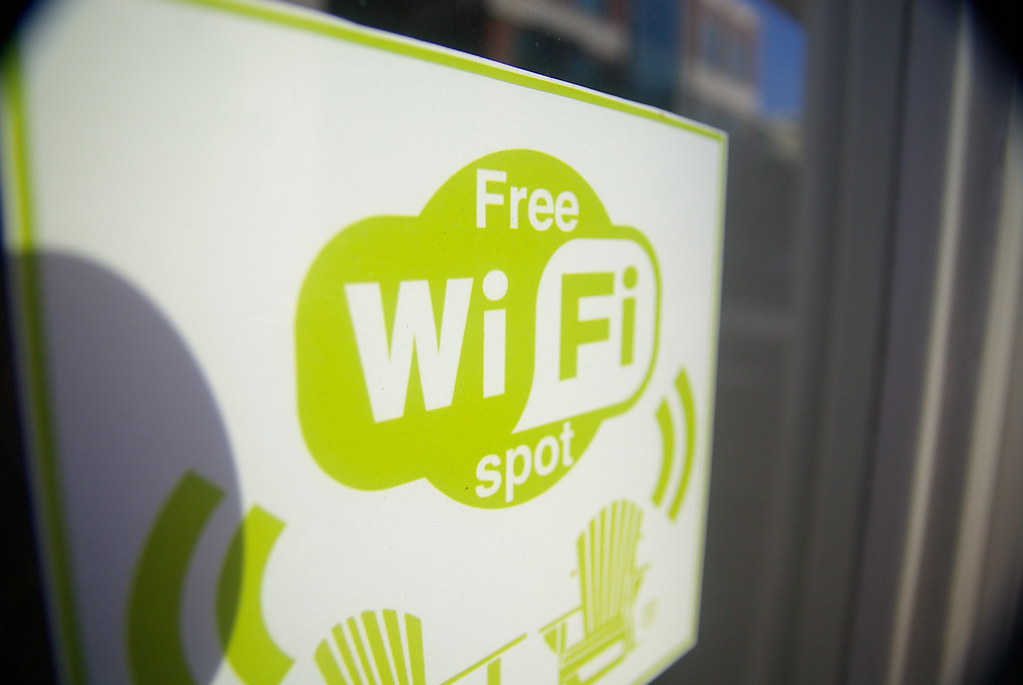 Image result for public wifi
