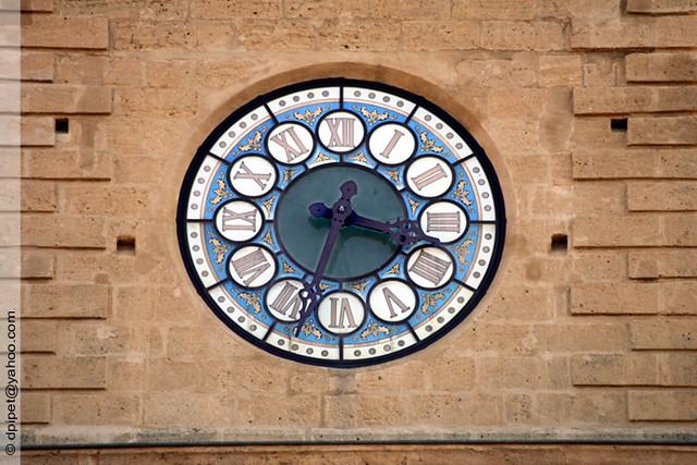 La porte de l 39 horloge salon de provence la porte de l for Porte de l horloge salon de provence