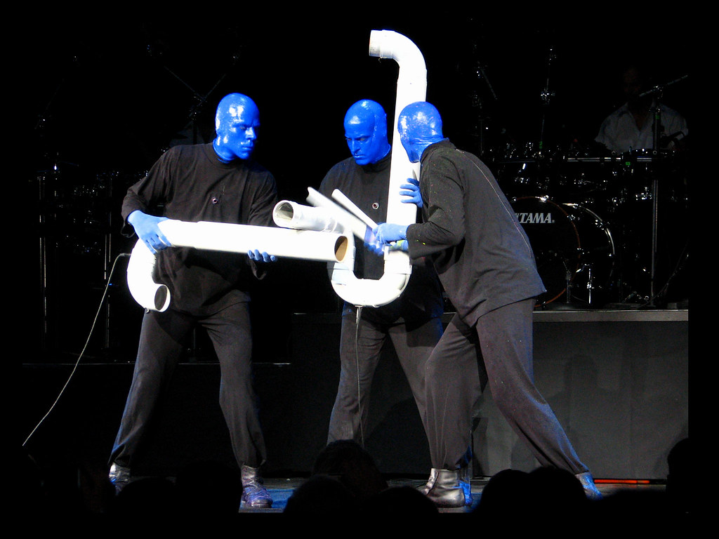 Blue Man Group Koln Tickets Und Hotel