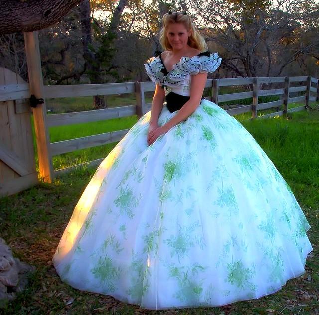 Scarlett O'Hara BBQ dress | Im000424.Jpg | scarlett283 ...