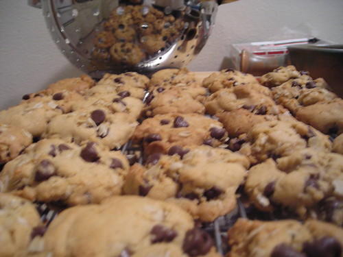 Outrageous Chocolate Chip Peanut Butter | by bookgrrl