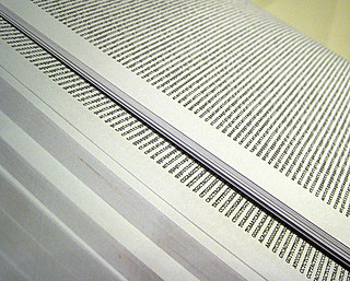 Human genome printed | by JohnJobby